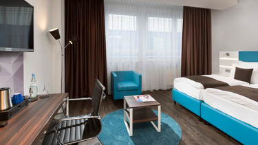Best Western Hotel Dortmund Airport Business double room